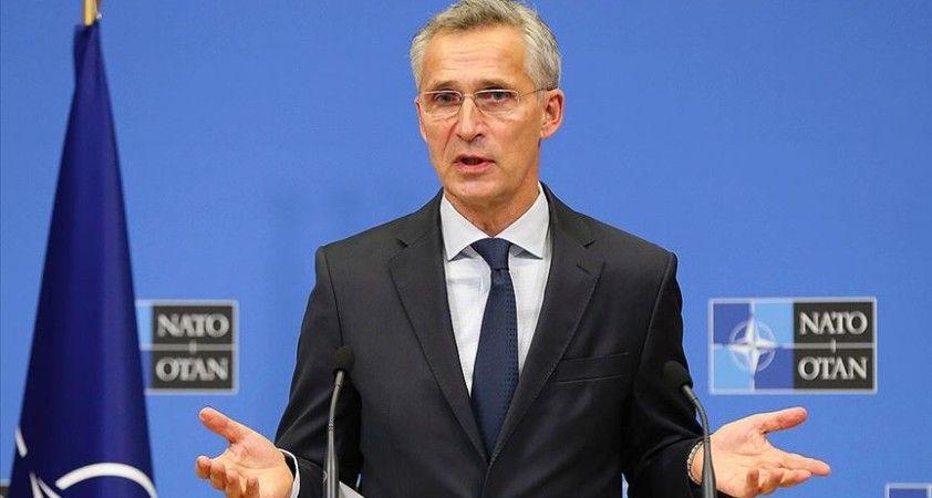 NATO Genel Sekreteri Stoltenberg: ABD ile Afganistan'dan doğru zaman geldiğinde birlikte çıkacağız