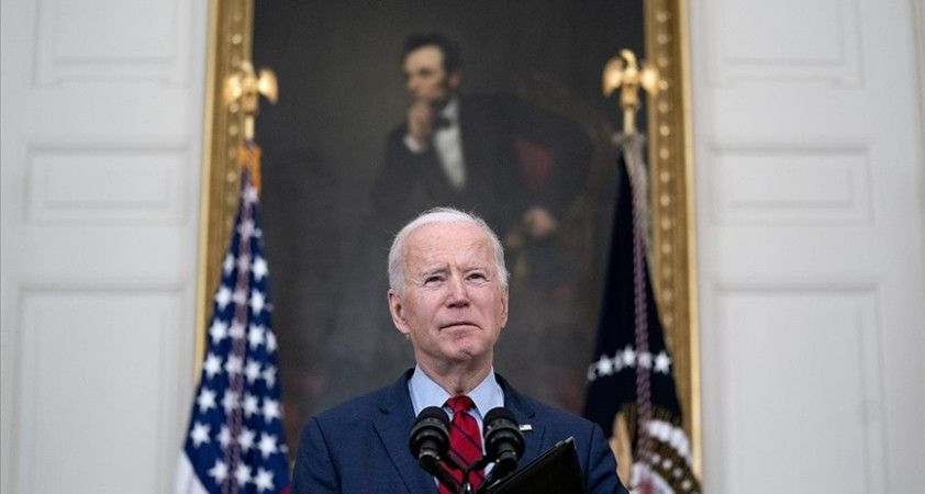Joe Biden, araçla Kongre barikatlarına ve polislere çarpılması olayını 'şiddetli saldırı' olarak nitelendirdi