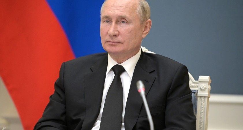 """Putin: """"Afganistan'daki durumun bölge ve dünya güvenliğini nasıl etkileyeceği bilinmiyor"""""""