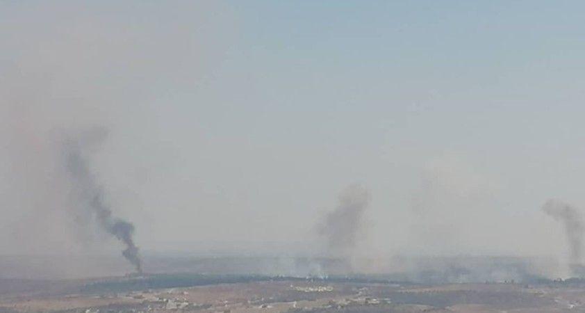 Rus savaş uçaklarından İdlib'e ağır hava saldırısı