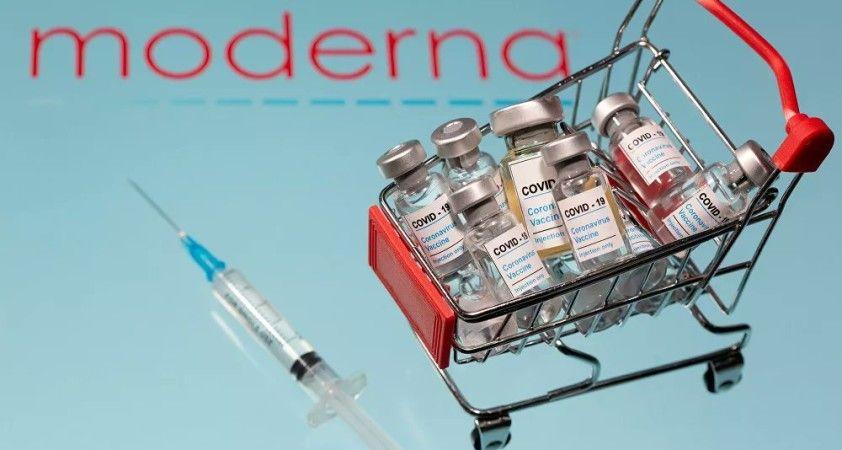 Moderna firması, Avrupa ve Kanada'daki gençler için Kovid-19 aşısına onay istiyor