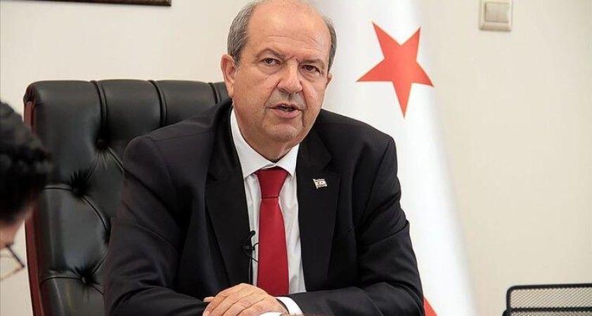 KKTC Cumhurbaşkanı Tatar, yarın İngiltere Dışişleri Bakanı Raab ile görüşecek