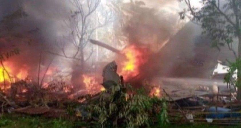 Filipinler'deki askeri uçak kazasında ölü sayısı 29'a yükseldi