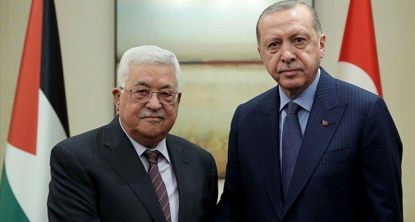 Filistin Devlet Başkanı Mahmud Abbas, Türkiye'yi ziyaret edecek