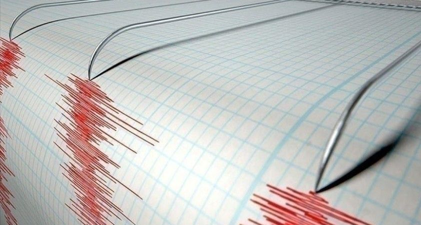 Muğla'nın Datça ilçesi açıklarında 4,3 büyüklüğünde deprem