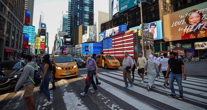 ABD'de son 24 saatte 418 kişi Kovid-19 nedeniyle hayatını kaybetti