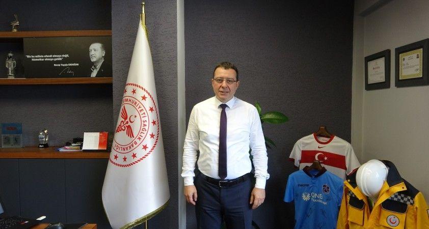 Trabzon'daki okullardaki PCR testlerinde 10 kişi pozitif çıktı