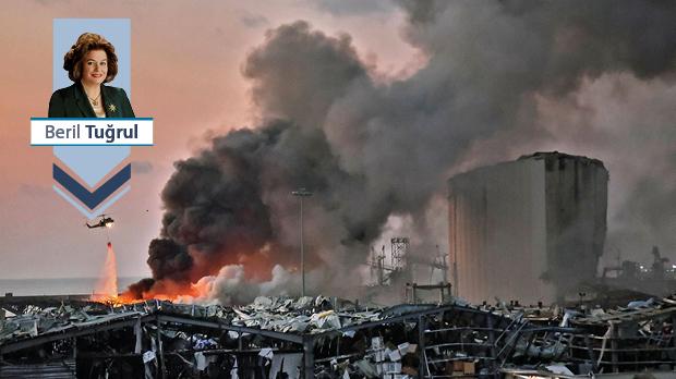 Beyrut patlaması ve enerji-politik olarak düşündürdükleri
