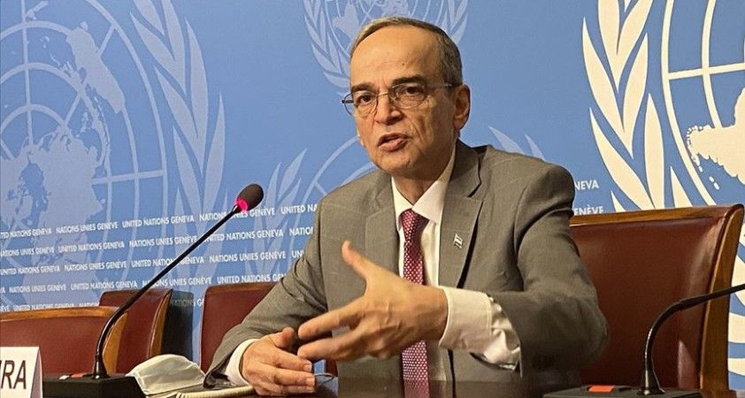 Suriye Anayasa Komitesi toplantılarına katılan muhaliflerden 'tam' ve 'kalıcı' ateşkes çağrısı