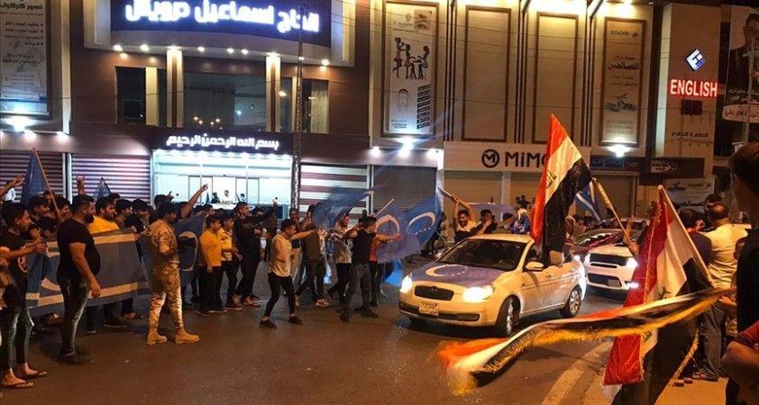Irak'taki seçim sonuçlarına göre Türkmenler Kerkük'te 2 vekil çıkardı