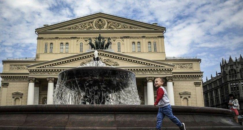 Bolşoy Tiyatrosu aylar sonra yeniden açılıyor