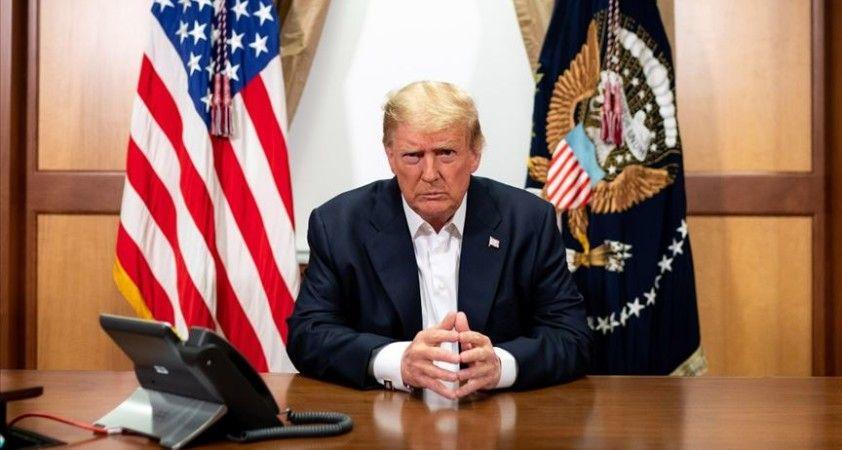 ABD Başkanı Trump 'teşvik paketi' müzakerelerini durdurdu