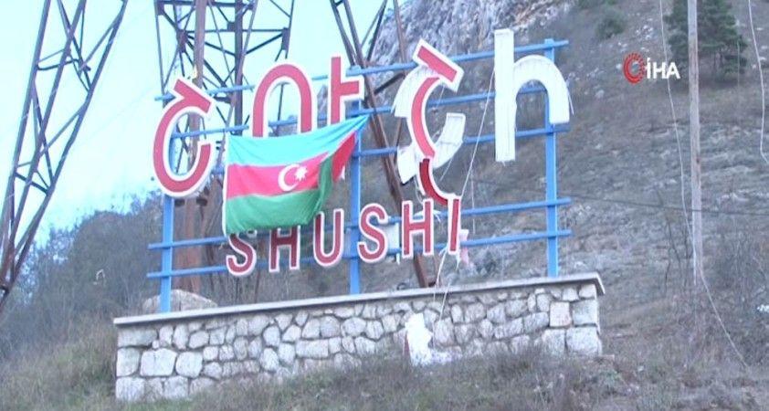 Şuşa, Azerbaycan'ın kültür başkenti ilan edildi