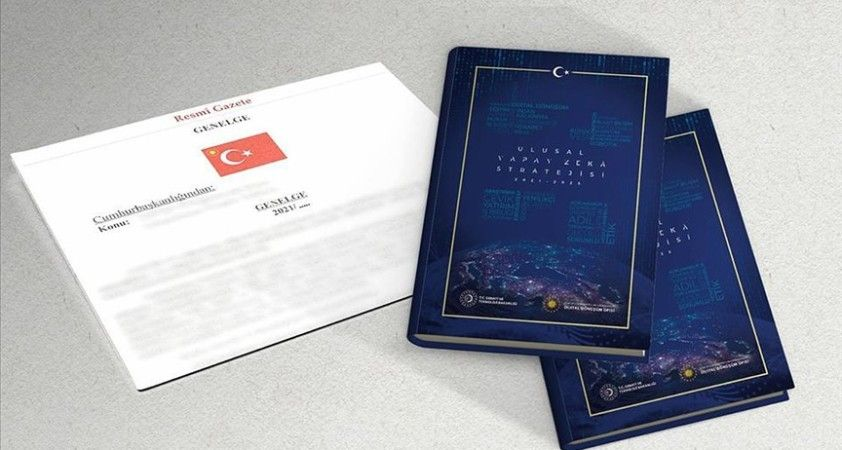 Türkiye'nin ilk Ulusal Yapay Zeka Stratejisi salı günü tanıtılacak