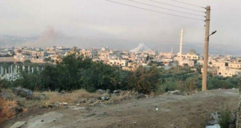 Esad güçlerinden İdlib'e topçu saldırısı: 7 yaralı