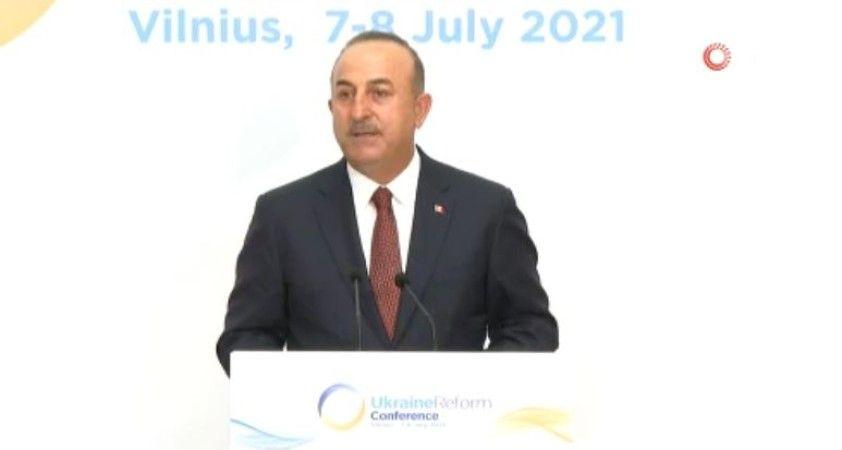 """""""Ukrayna ve NATO arasında devam edecek işbirliği, güçlü ve bağımsız bir Ukrayna için çok önemli"""""""