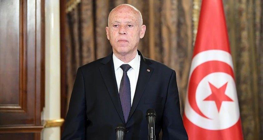 Tunus Cumhurbaşkanı Said'den yargıya 'yolsuzluğa karışanların yargılanması' çağrısı