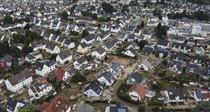 Almanya'da sel felaketinin ardından hala 20 bin hanede telefon bağlantısı bulunmuyor