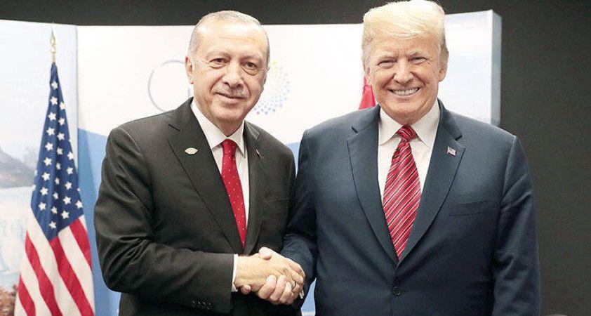 Trump, Erdoğan ve Mitsotakis'le görüştü