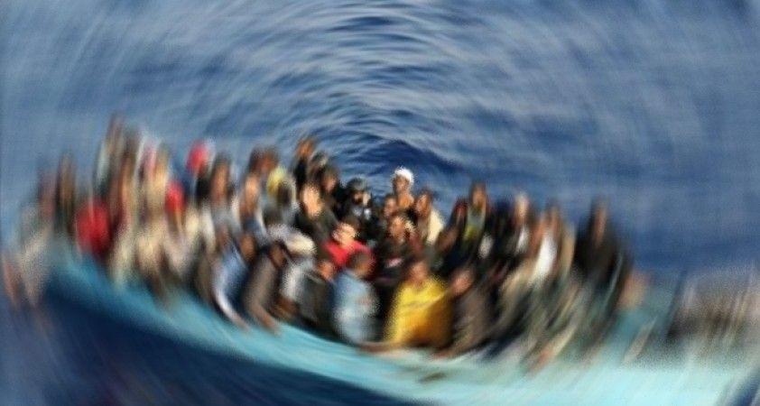 Tunus'ta 45 Afrikalı mülteciyi taşıyan tekne alabora oldu: En az 20 ölü