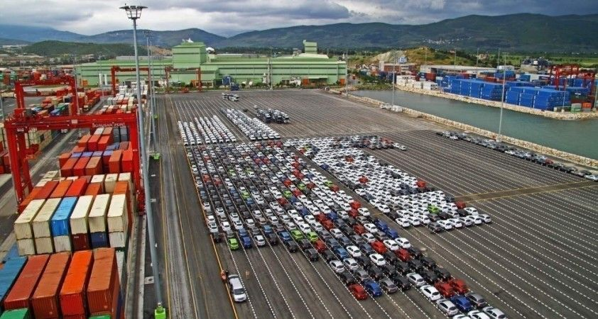 Otomotiv ihracatı yüzde 11 düştü