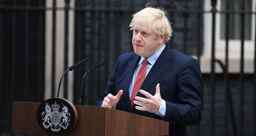 İngiltere Başbakanı Johnson: Kuzey İrlanda'daki şiddet olaylarından endişeliyim