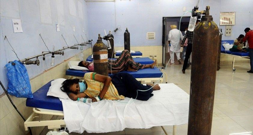 Artan Kovid-19 vakaları nedeniyle tıbbi oksijen kıtlığı yaşayan ülkelerin sağlık sistemleri çökebilir