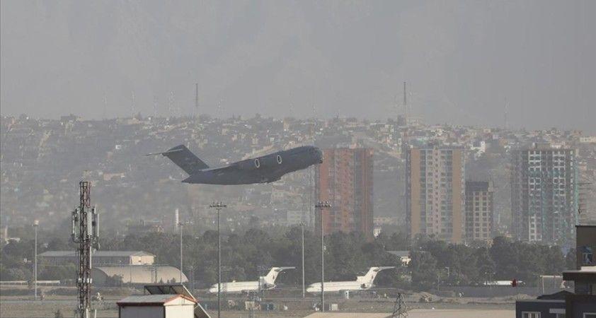 ABD, Afganistan'dan 14 Ağustos'tan bu yana 116 bin 700 kişiyi tahliye etti