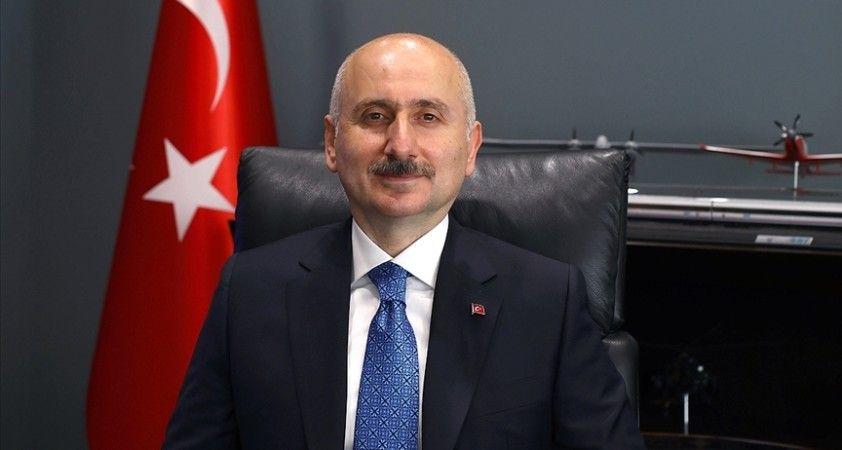 Ulaştırma ve Altyapı Bakanı Karaismailoğlu: Türksat 5A, mayıs ayının ilk haftasında 31 derece doğu yörüngesine ulaşacak
