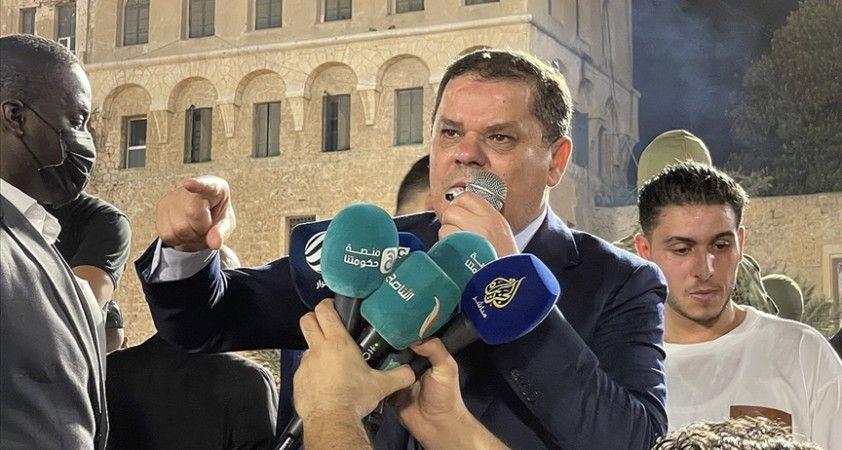 Libya Başkanlık Konseyi'nden Dibeybe hükümetine görevine devam etme çağrısı