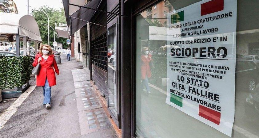 İtalya'da Kovid-19 kaynaklı günlük ölüm sayısı tek haneye düştü