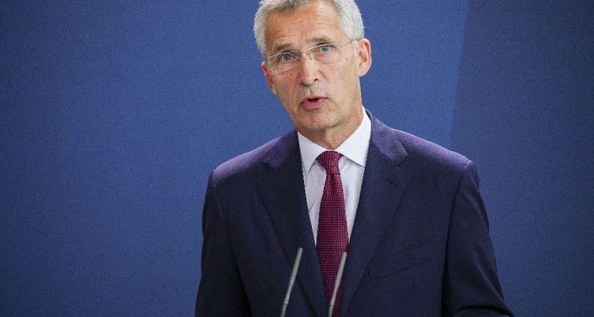 NATO Genel Sekreteri Stoltenberg, Pazartesi günü Türkiye'yi ziyaret edecek