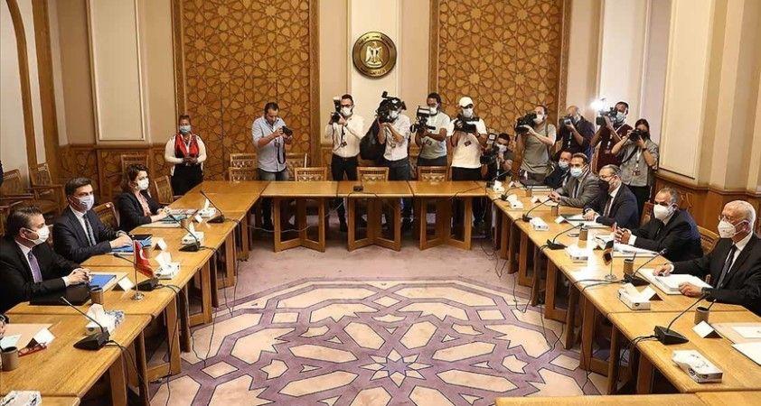 Türkiye ile Mısır arasında siyasi istişarelerin ikinci turu 7-8 Eylül'de gerçekleşecek