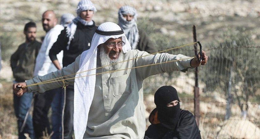 İsrail mahkemesi Filistin'in 'ihtiyar delikanlısı'nın gözaltı süresini uzattı