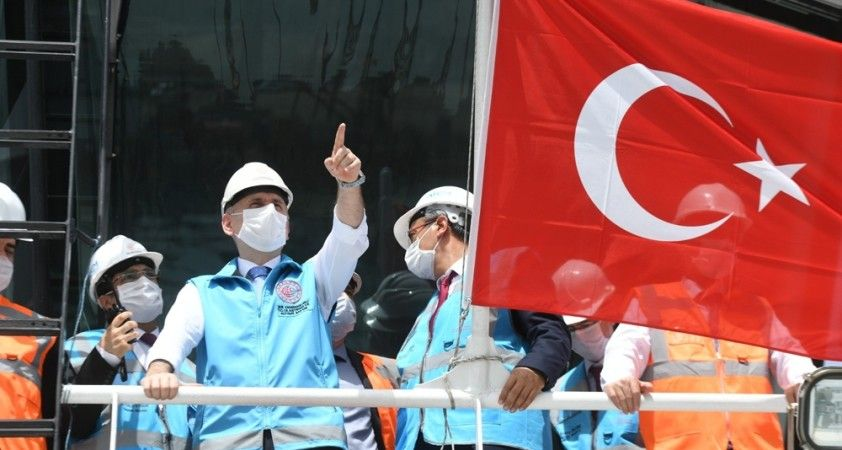 Türkiye zengin deniz taşımacılığı potansiyeli ile büyümeye devam ediyor