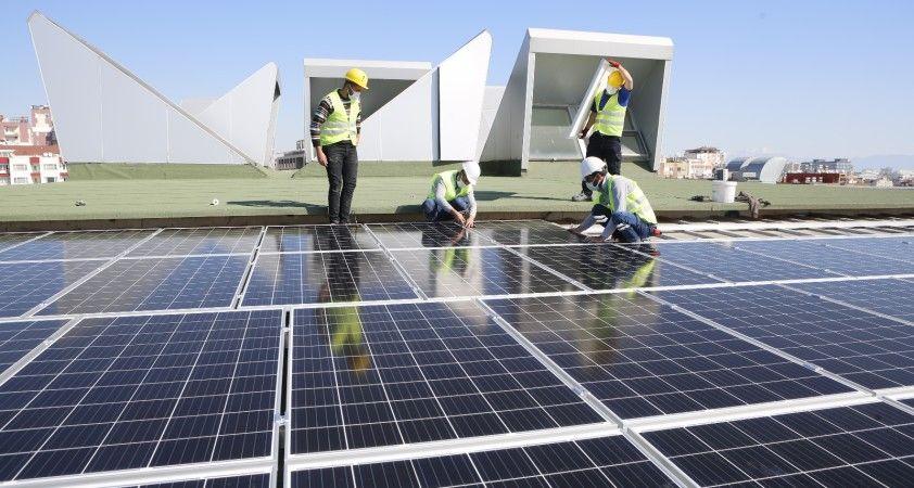 Elektrik üretiminde Güneş'in payı yüzde 7,5'e yükseldi
