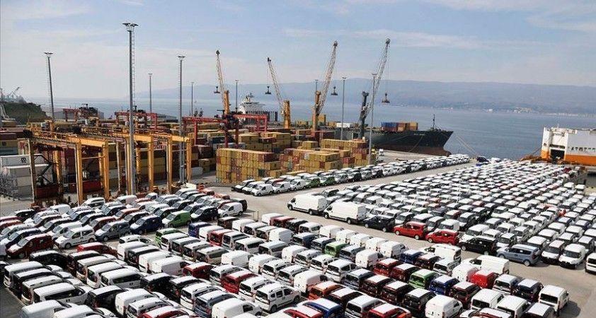 Ekimde en fazla ihracatı otomotiv endüstrisi gerçekleştirdi