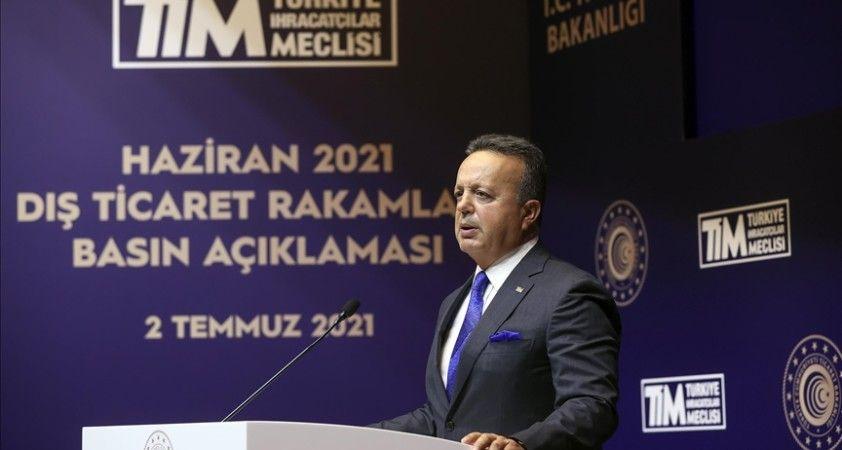 TİM Başkanı İsmail Gülle: İnşallah önümüzdeki ay ihracatta 200 milyar doları da aşacağız