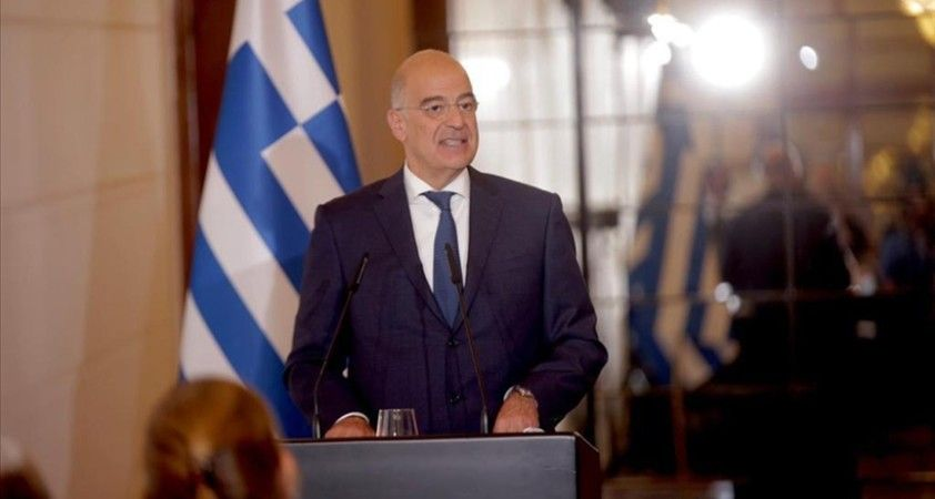 Yunanistan Dışişleri Bakanı Dendias: BM Genel Sekreterinin 'Kıbrıs'ta 5'li konferans' teklifine hazırız