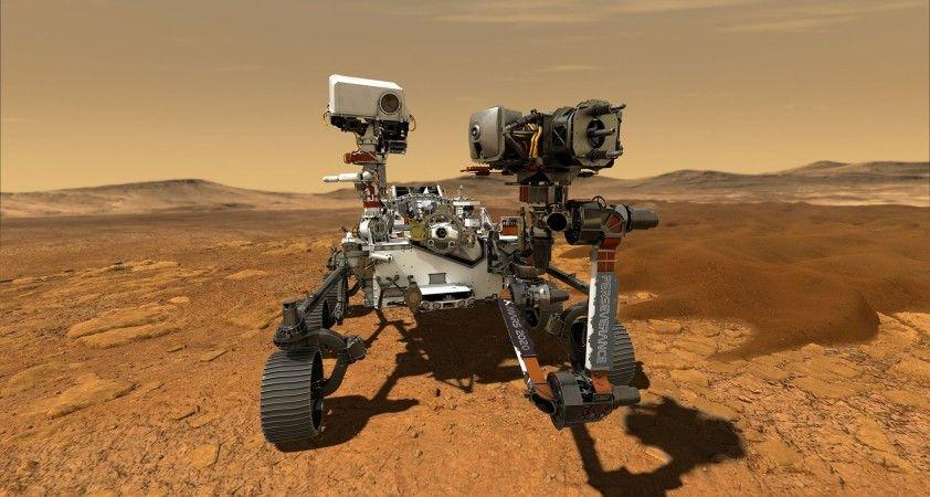 NASA, Mars'tan ilk kayayı aldı ama görüntüleyemedi