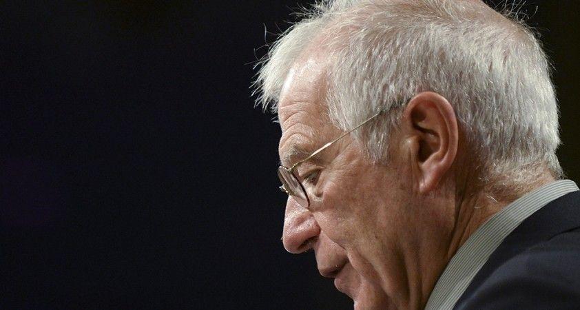 Borrell, AB liderlerine Rusya'ya karşı yaptırım önerisinde bulunacak