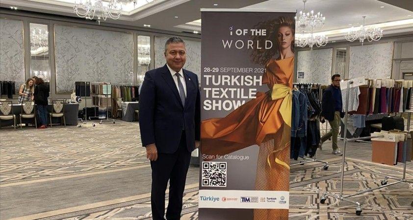 Türk tekstil fuarı 'I of the World' New York'ta kapılarını açtı