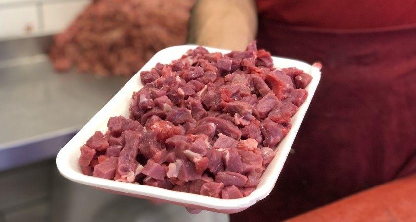 Bayrama yaklaşırken et fiyatları artmaya başladı