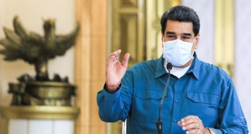 Venezuela lideri Maduro, 'Rusya'nın aşısını gönüllüler üzerinde deneyeceğiz' dedi