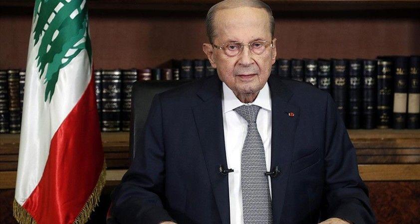Lübnan Cumhurbaşkanı Avn: İfade özgürlüğü herkesin hakkıdır ancak bunun kaos ve isyanlara dönüşmemesi gerekir