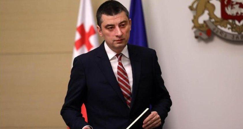 Gürcistan'da Başbakan Gakharia liderliğindeki yeni hükümet güvenoyu aldı