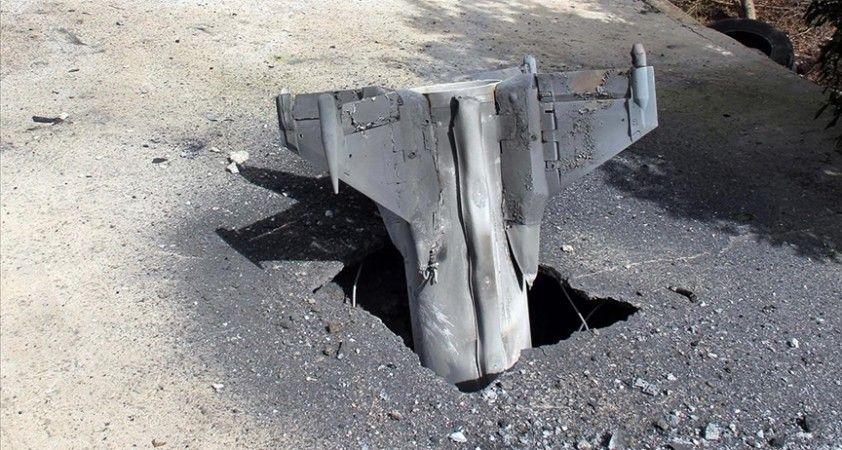 İsrail'in Suriye'deki askeri hava üssüne hava saldırısı düzenlediği iddia edildi