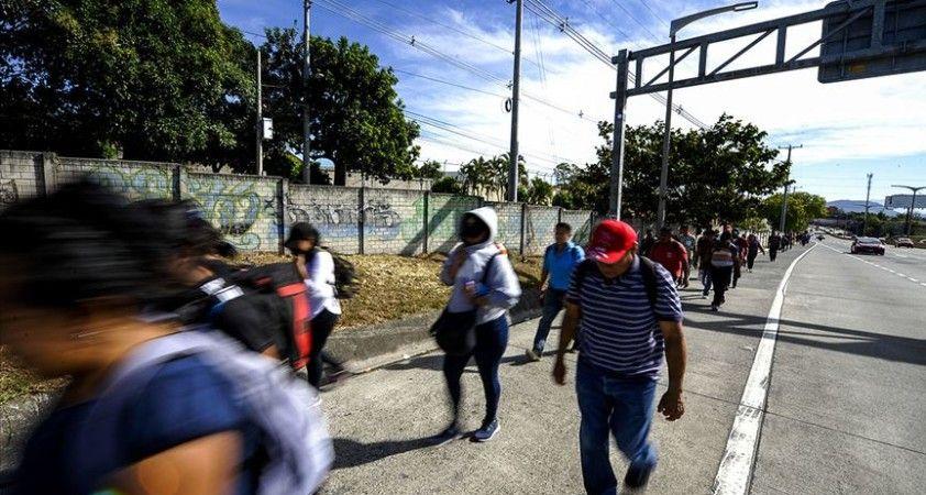 Meksika'da, ABD'den sınır dışı edilen göçmenler Kovid-19 salgını nedeniyle karantinaya alınacak
