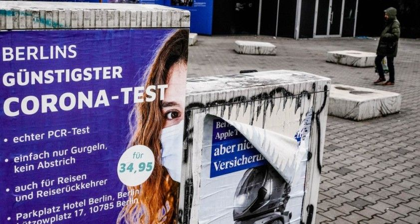 Almanya'da son 24 saatte koronavirüsten 246 ölüm