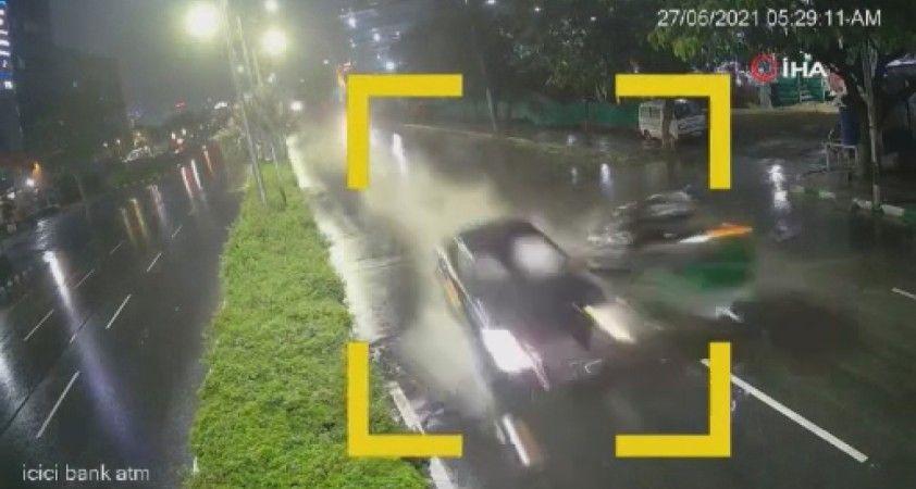 Hindistan'da alkollü sürücü dehşet saçtı: 1 ölü